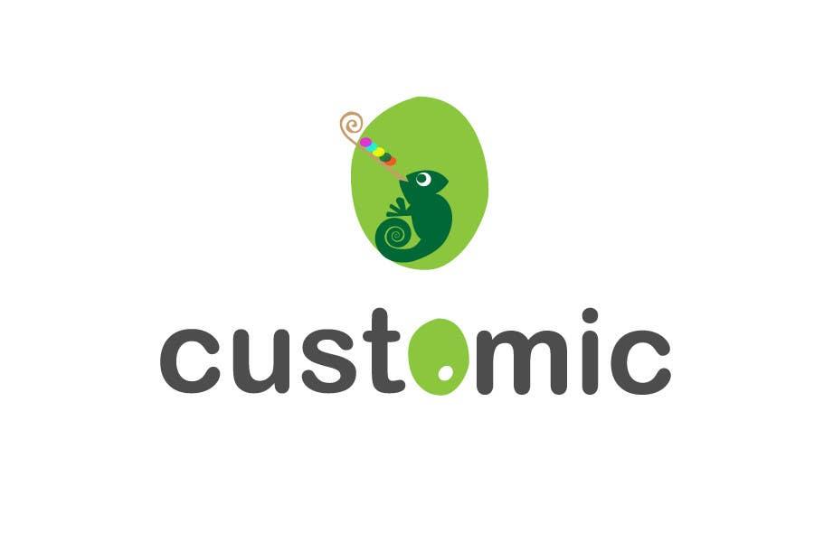 Bài tham dự cuộc thi #                                        854                                      cho                                         Logo Design for Customic