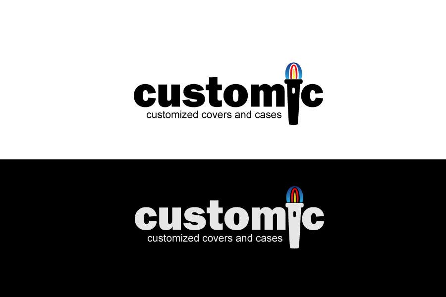 Contest Entry #                                        388                                      for                                         Logo Design for Customic