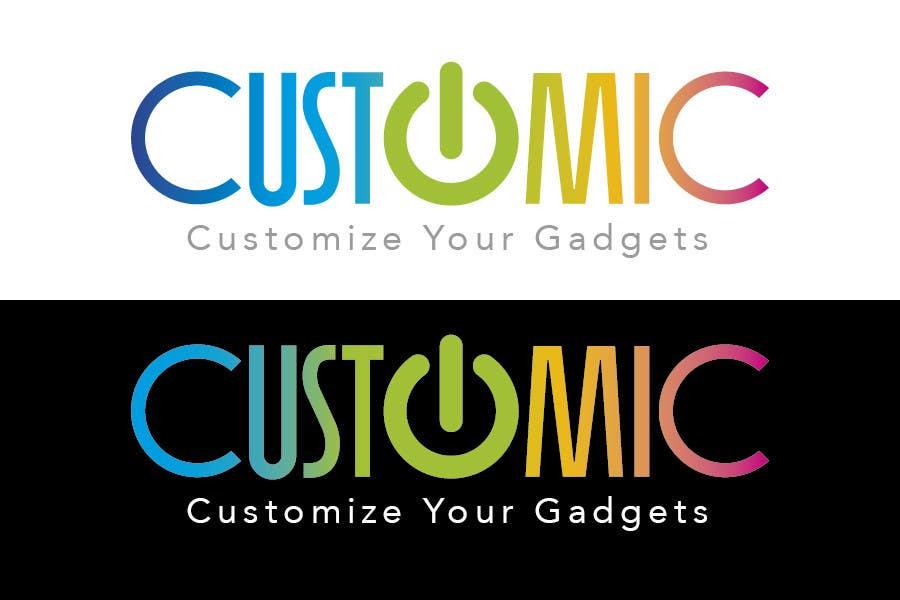 Contest Entry #                                        339                                      for                                         Logo Design for Customic