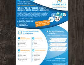 #31 for digital marketing company 1 page ad for magazine by saifulalam1704
