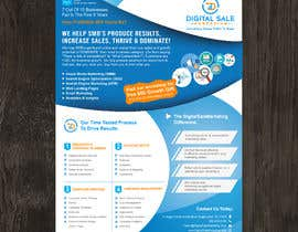 #35 for digital marketing company 1 page ad for magazine by saifulalam1704