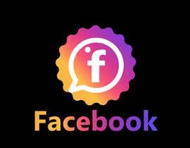 #1323 for Create a better version of Facebook's new logo by Hannan821