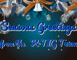 #1 for Design a branded Seasons Greeting card and animation suitable for email by joseleonardomoli