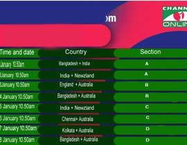 nº 17 pour build excel for permutation and combination for dream 11 fantasy league par jotirmay65