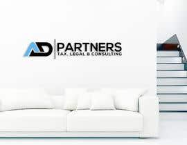 Nro 357 kilpailuun Logo Design - Business Consulting Firm - AD Partners S.r.l. käyttäjältä freelanceshobuj