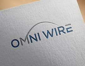 #70 untuk Omniwire Logo oleh Imran31002