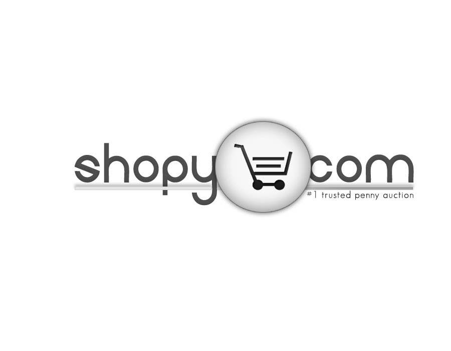 Bài tham dự cuộc thi #10 cho Logo Design for Shopy.com