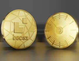 danieljimenez1 tarafından Design of Cryptocurrency Coin in 3D with different backgrounds and wallpapers için no 3