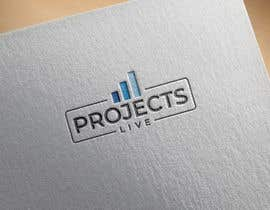 #258 for Design a Logo for Projects Live af anupmaity11