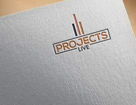 #253 for Design a Logo for Projects Live af Nazmulhaasan98