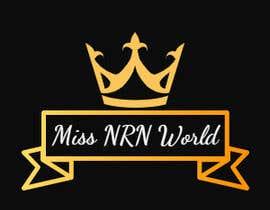 #116 para Logo Design for Miss NRN WORLD por Fatinnasir