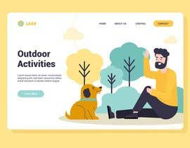 #34 for Design multiple landing pages for desktop and mobile view - 06/11/2019 07:54 EST af SK813