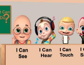 #9 for curriculum characters for kids by mdshakibulislam0