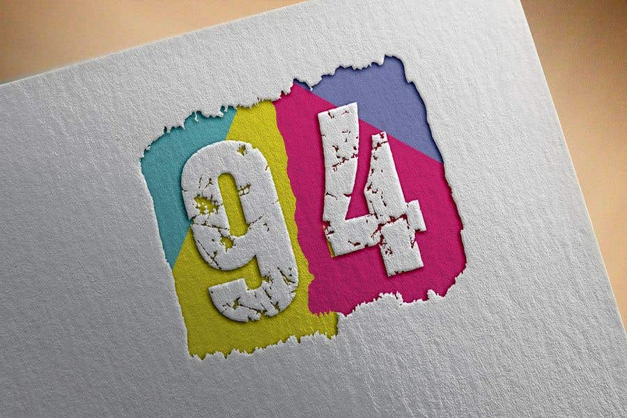 Contest Entry #13 for Create a stunning logo using the number 94