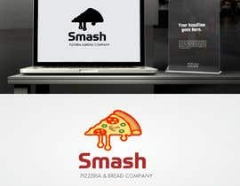 #14 for Smash Pizzeria & Bread Company Logo by Zattoat