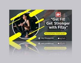 nº 33 pour Banners for Mobile Fitness App par ShoyebRubel