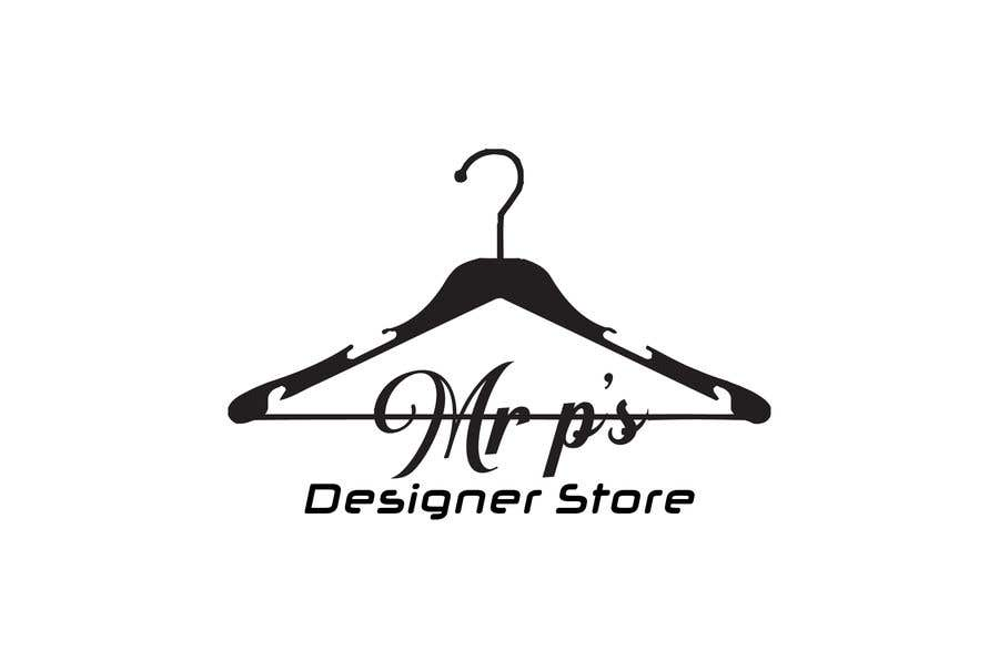Proposition n°106 du concours Logo required for designer store
