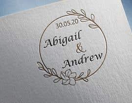 Nro 152 kilpailuun Wedding logo/monogram käyttäjältä HuzairAbdullah