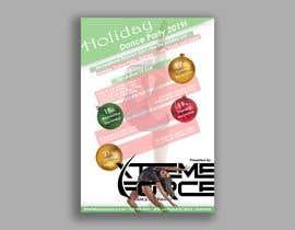 #10 para Holiday Dance Party Flier por mnialk