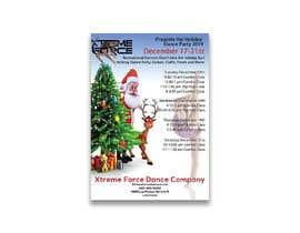 #11 para Holiday Dance Party Flier por Nargis008