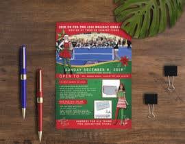 nº 51 pour Christmas Cheer Event Flyer par Angelkainat18