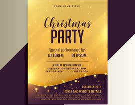 #81 for Christmas Cheer Event Flyer by bappy777