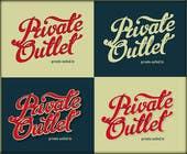 Graphic Design Entri Peraduan #11 for Logo Design for www.private-outlet.tn