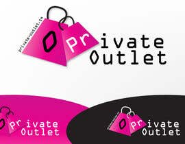 #25 para Logo Design for www.private-outlet.tn por dirak696