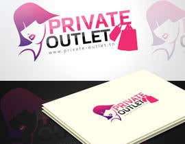 #19 for Logo Design for www.private-outlet.tn by eak108