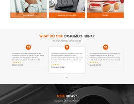 #38 for E-commerce homepage webdesign by saidesigner87