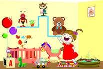 Graphic Design Entri Peraduan #62 for Concept Art for Child Education App