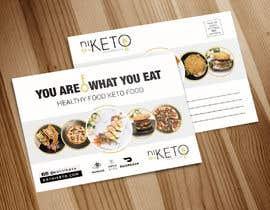 nº 68 pour create postcard flyer for new restaurant par moslehu13