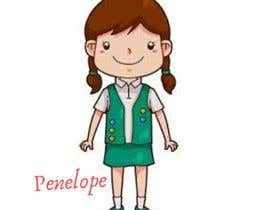 #140 for Penelope is a character that i would like come to life 5 years old cute girl WITH DIMPLES by ranahassan7755