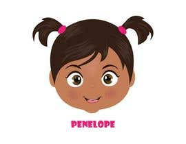 #144 for Penelope is a character that i would like come to life 5 years old cute girl WITH DIMPLES by tahirairfanamin