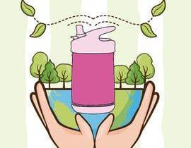 #33 untuk Create a Logo for a No Plastic project oleh dmonasterios