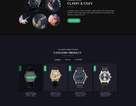 #67 for Homepage Design for e-commerce platform af nikgondaliya143