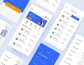 #4 , Re Design Mobile Application UI 来自 Rohit1521