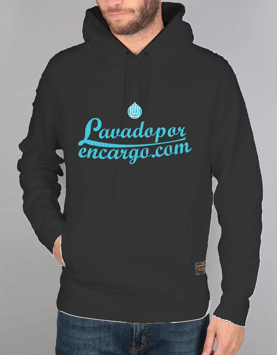 Contest Entry #12 for Hoodie Design -  Need a Cool design for a company logo hoodie