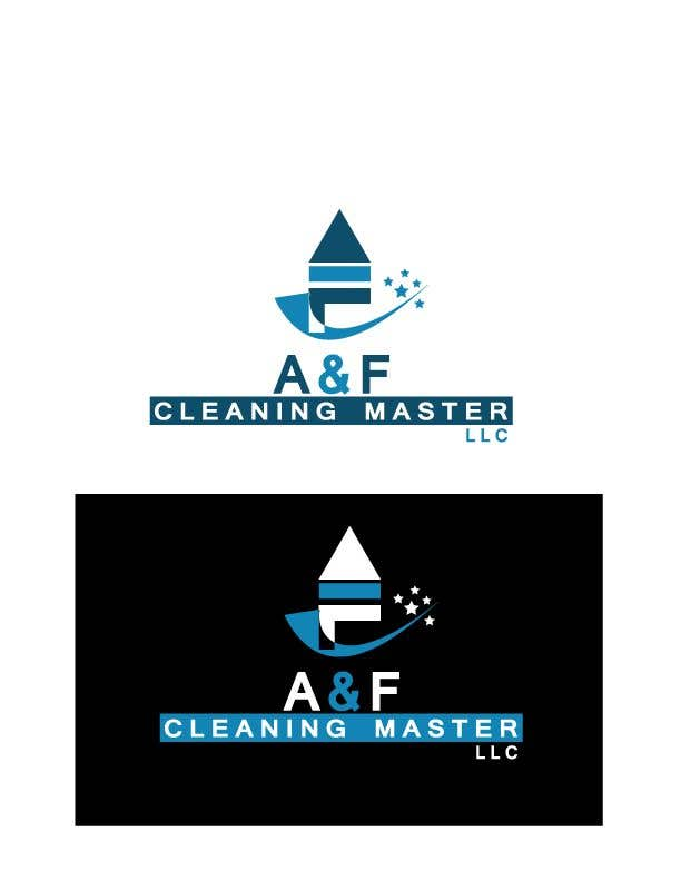 Contest Entry #6 for A & F   Cleaning Master LLC
