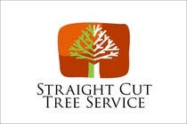 Contest Entry #7 for Logo Design for Straight Cut Tree Service