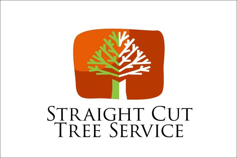#7 for Logo Design for Straight Cut Tree Service by iakabir