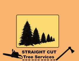 nº 13 pour Logo Design for Straight Cut Tree Service par flynnrider