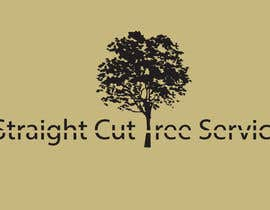 #4 for Logo Design for Straight Cut Tree Service af mohnishkapurani