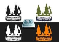 Contest Entry #11 for Logo Design for Straight Cut Tree Service