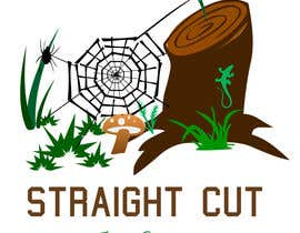 #10 for Logo Design for Straight Cut Tree Service af oussamabch
