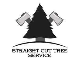 #38 cho Logo Design for Straight Cut Tree Service bởi VaraxenDesigns