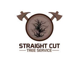 nº 39 pour Logo Design for Straight Cut Tree Service par VaraxenDesigns