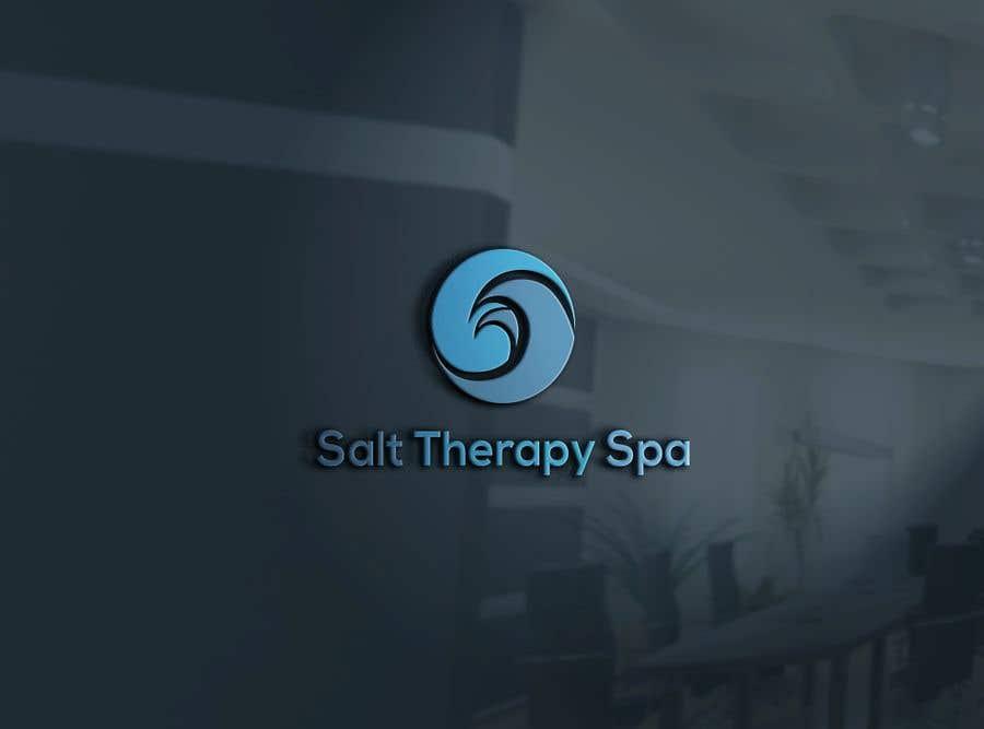 Kilpailutyö #58 kilpailussa Logo Design for Salt Therapy Spa/Retail Business