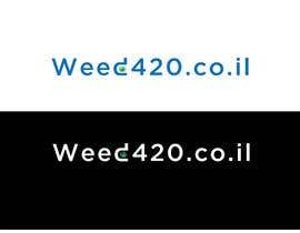#17 for A logo for a weed website by subhradipadak