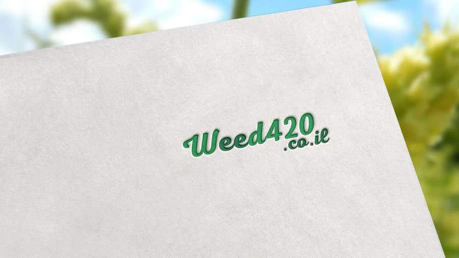 Konkurrenceindlæg #12 for A logo for a weed website
